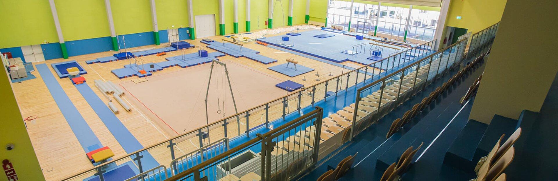 Gimnastični center Ljubljana
