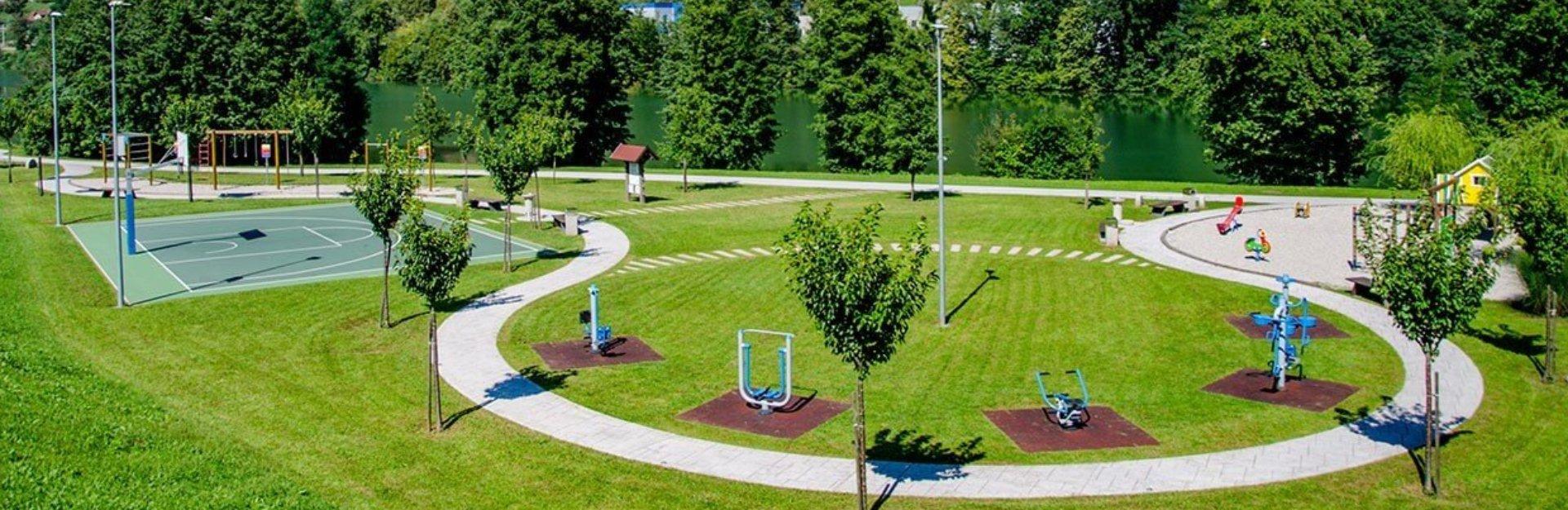 Rekreacijski park Radeče