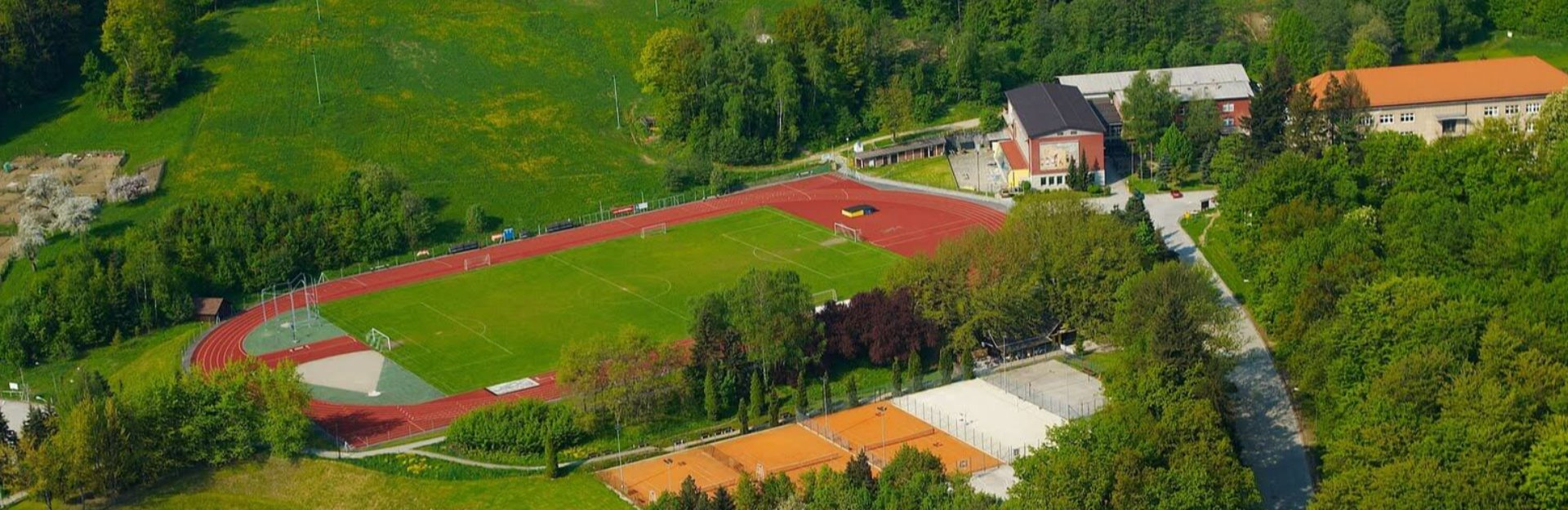 Športni center Ravne